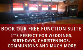 Free function suite hire